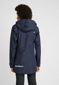 Didriksons - NOOR WOMENS - Waterproof jacket - dark night blue - 2