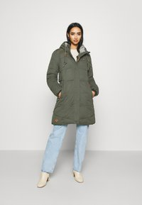 Ragwear - MERSHEL - Winter coat - olive - 1