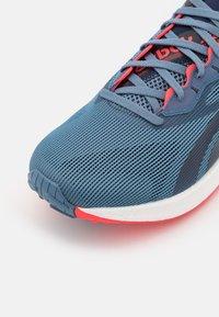 Reebok - FLOATRIDE ENERGY 3.0 - Neutral running shoes - blue slate/vector navy/footwear white - 5