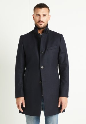 HOLGER COMPACT MELTON  - Classic coat - navy