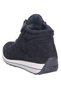 ara - COMFORT - Höga sneakers - blau (05) - 3
