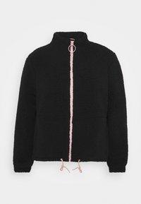 Light jacket - black/pink