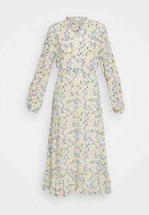 VIJEMO MIDI DRESS - Robe d'été - cloud dancer