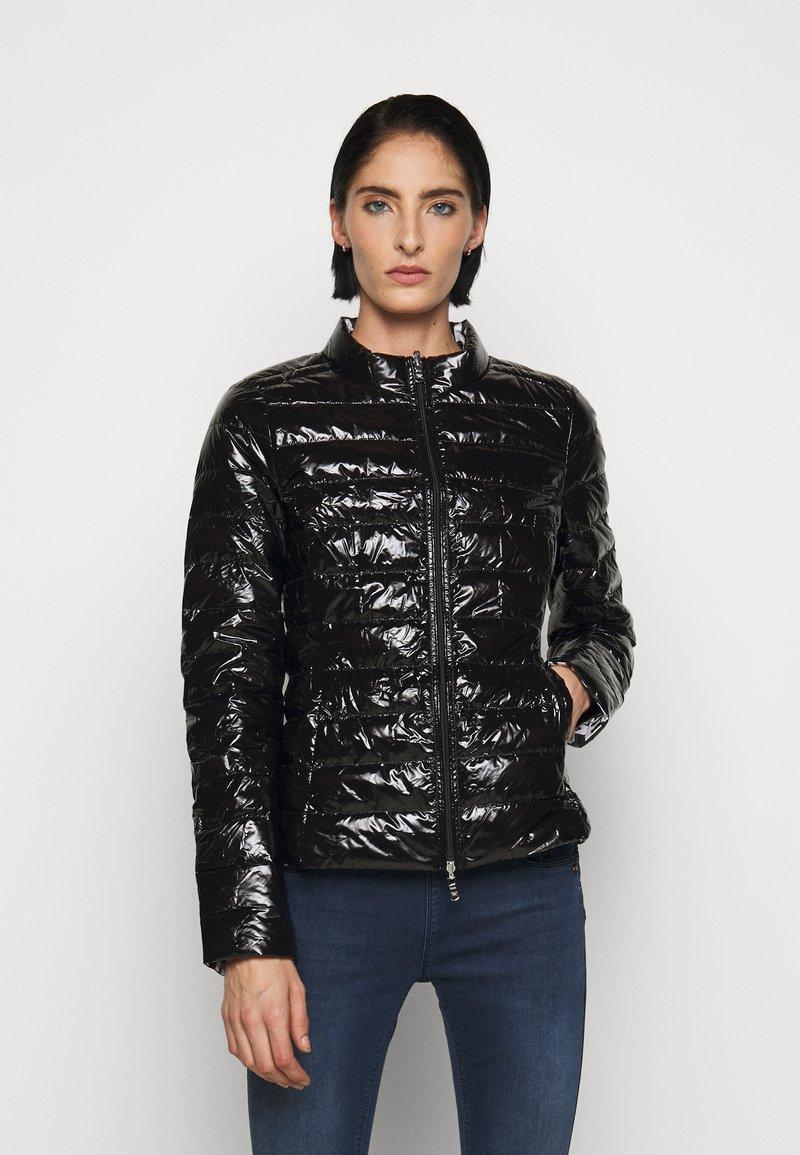 Patrizia Pepe - Down jacket - shiny black
