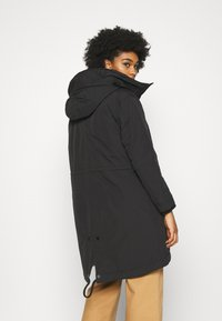 G-Star - HOODED PADDED FISHTAIL  - Parka - black - 2