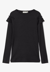 Name it - Long sleeved top - black - 3
