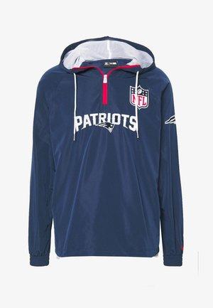 NFL NEW ENGLAND PATRIOTS - Klubové oblečení - navy