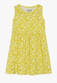 Blue Seven - Žerzejové šaty - gelb - 0