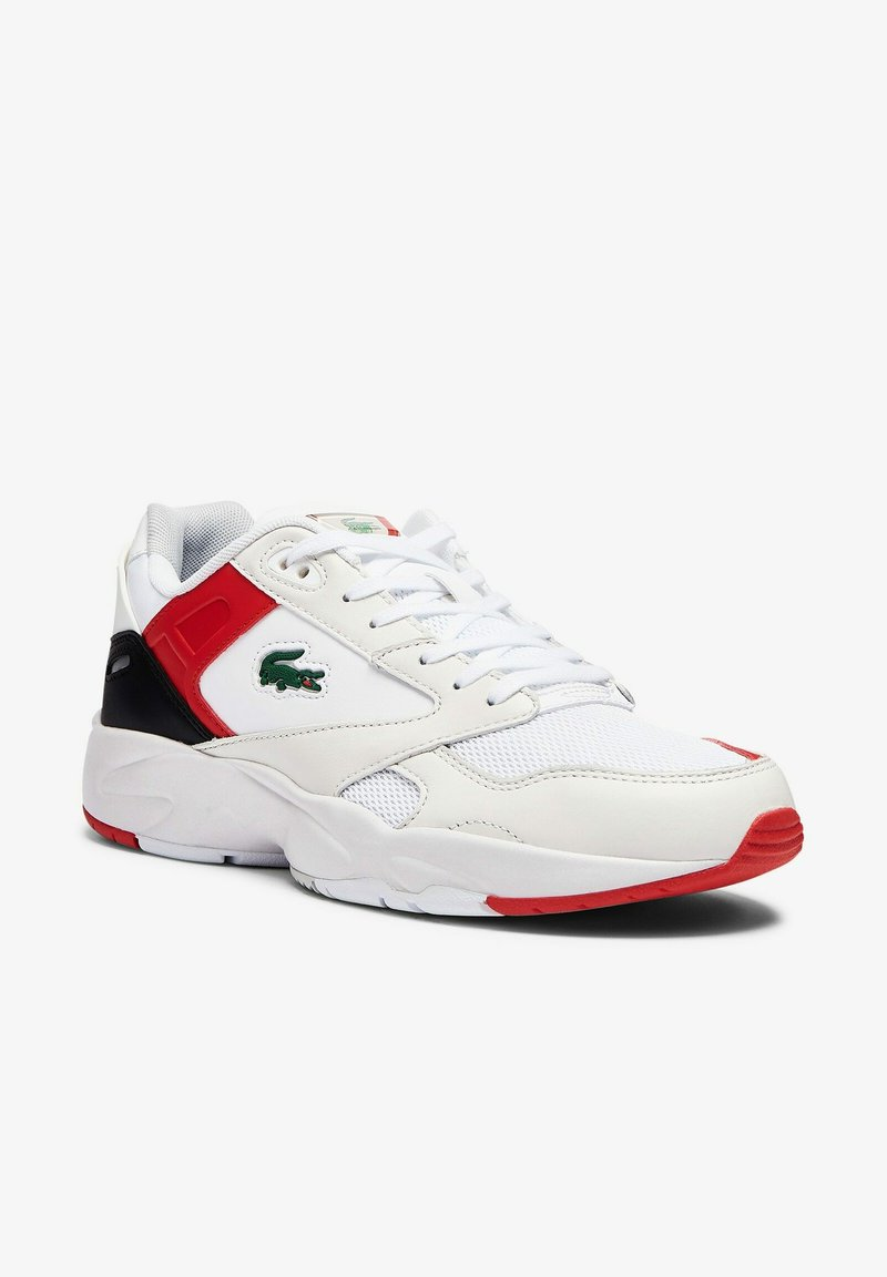 Lacoste - STORM 96  - Tenisky - white/red
