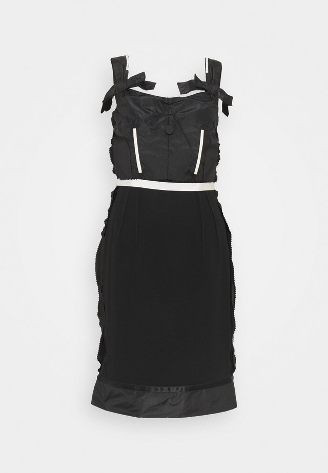 DRESS - Tubino - fantasy black