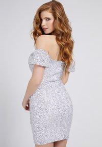 Guess - Cocktail dress / Party dress - weiß - 2