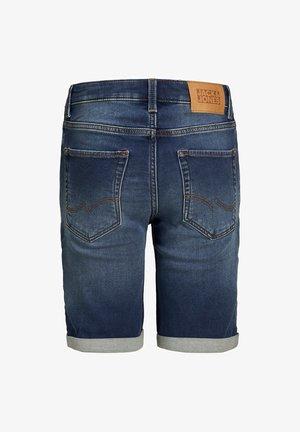 JEANSSHORTS JUNGS - Jeansshort - blue denim