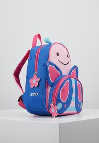 Skip Hop - ZOO BACKPACK BUTTERFLY - Rucksack - pink - 4
