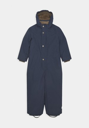 WANNI SNOWSUIT UNISEX - Mono para la nieve - blue nights
