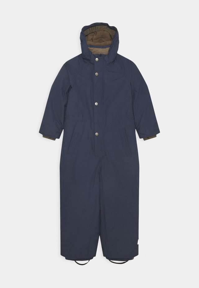 WANNI SNOWSUIT UNISEX - Tuta da neve - blue nights