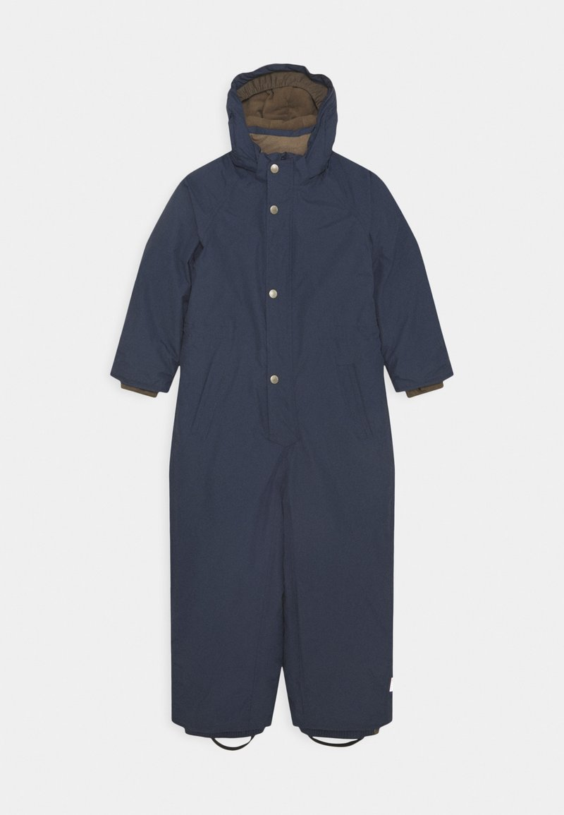 MINI A TURE - WANNI SNOWSUIT UNISEX - Snowsuit - blue nights