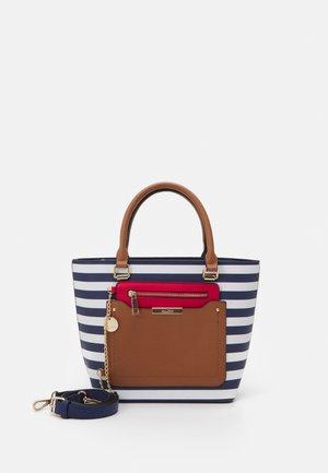 PERIMMA - Handbag - nautical combo