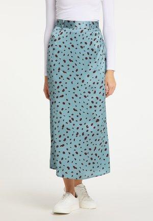 Áčková sukně - moos