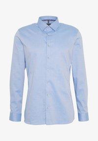 OLYMP - OLYMP NO.6 SUPER SLIM FIT  - Koszula biznesowa - blau - 4