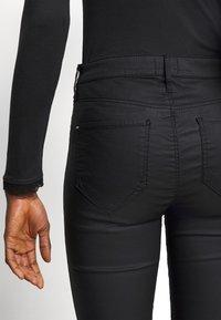 River Island Tall - Jeans Skinny Fit - black denim - 4