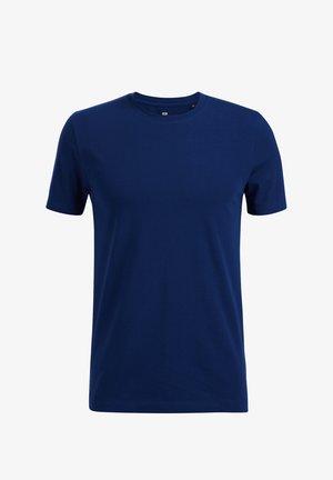 SLIM FIT - Basic T-shirt - cobalt blue