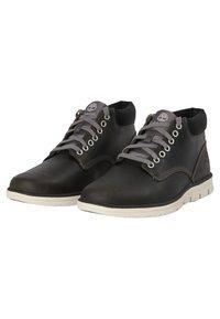 Timberland - Casual lace-ups - grey/black - 2