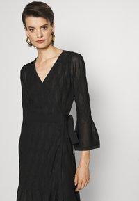Diane von Furstenberg - AUDREY DRESS - Jumper dress - black - 4