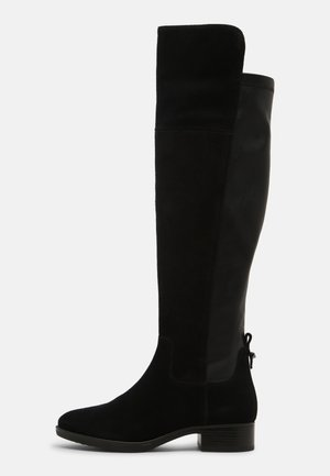 FELICITY - Over-the-knee boots - black