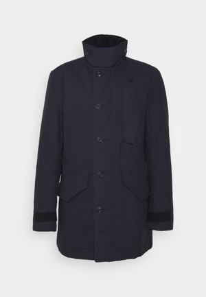 SCUTAR UTILITY PDD TRENCH - Winter coat - mazarine blue