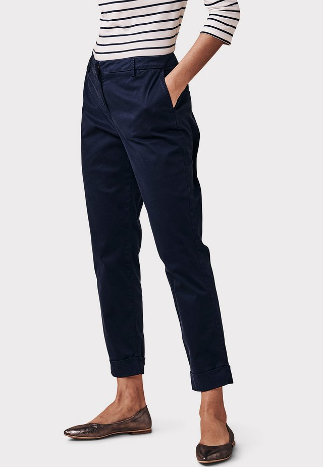 CLAUDIA  - Broek - dark blue
