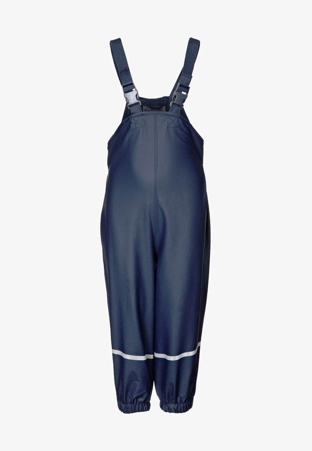Rain trousers - marine