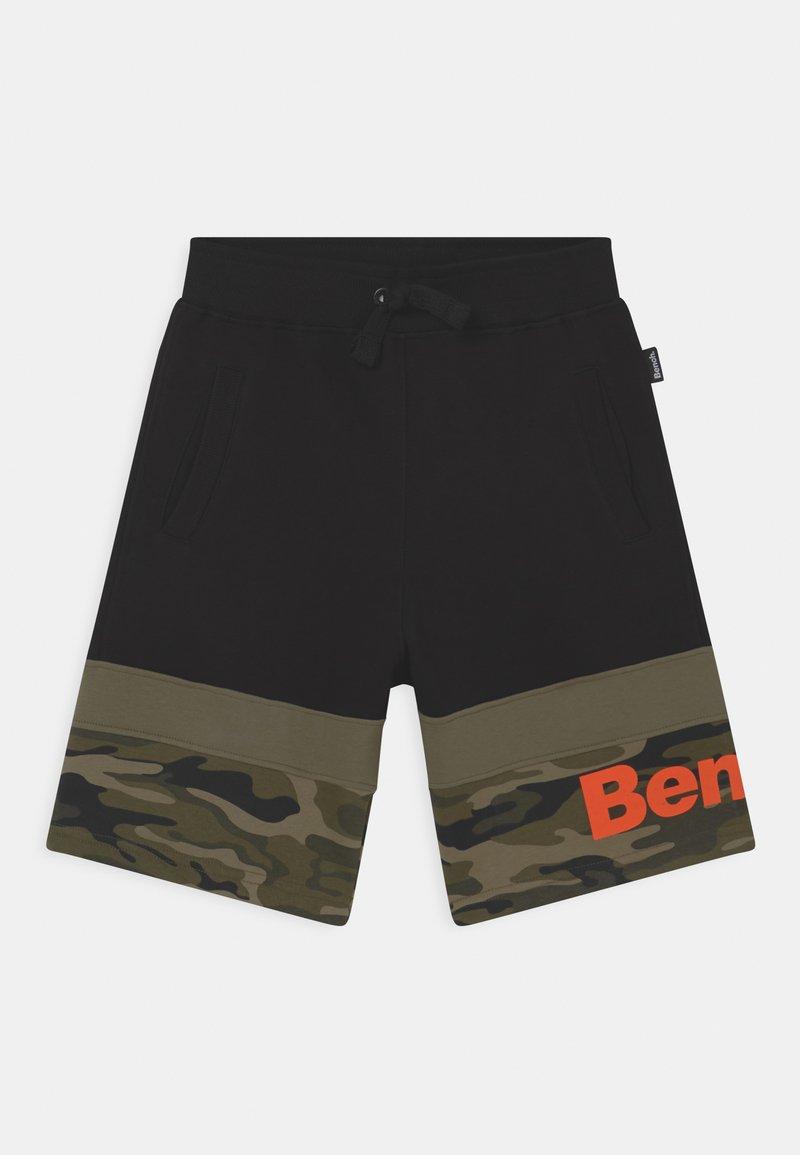 Bench - LEROY - Tracksuit bottoms - jet black