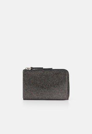 ZIP AROUND CARD CASE - Peněženka - black/multi
