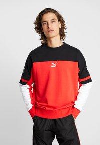 Puma - CREW - Sweatshirt - high risk red - 0