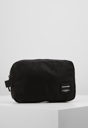 JACZACK TOILETRY BAG - Wash bag - black