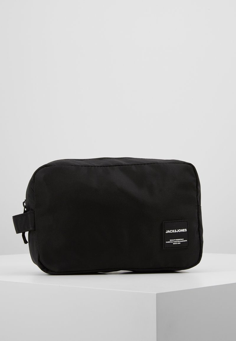 Jack & Jones - JACZACK TOILETRY BAG - Trousse de toilette - black