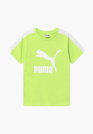 PUMA X ZALANDO TEE - Print T-shirt - sharp green