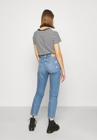 Levi's® - 501 CROP - Jean droit - athens adventure - 2