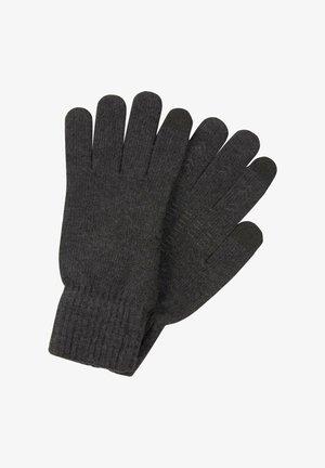 MIT TOUCH-FUNKTION - Handschoenen - black grey melange