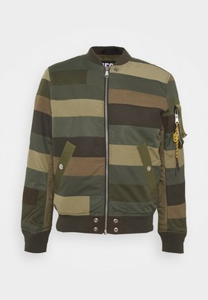 UPPER - Bomber Jacket - olive