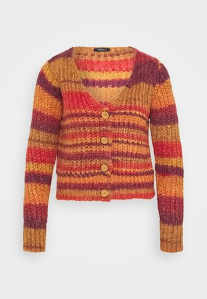 Cardigan - multicolored