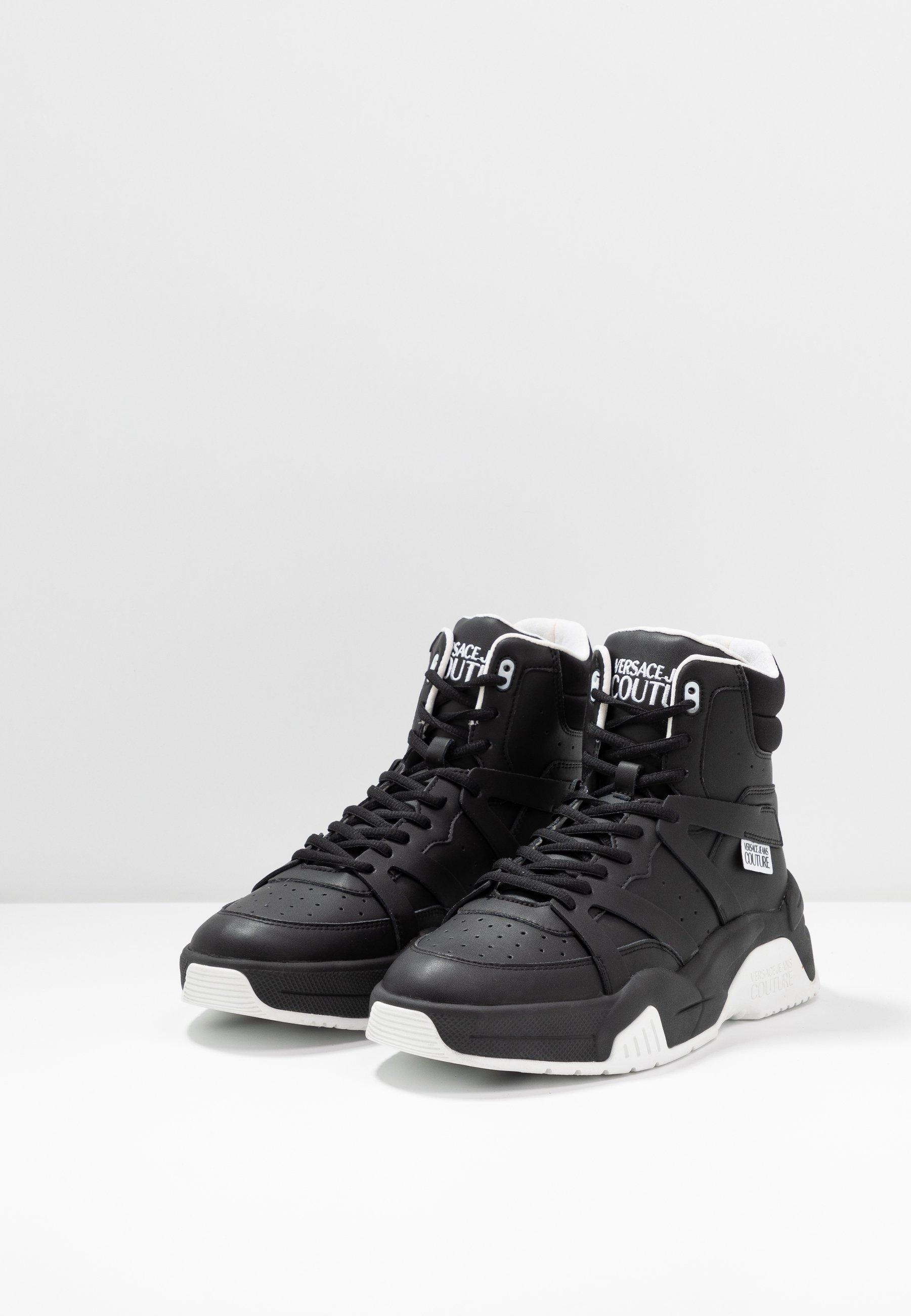 Versace Jeans Couture Sneaker high - nero/schwarz - Herrenschuhe J9uep
