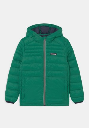 JJEACE PUFFER HOOD JR - Giacca invernale - verdant green