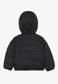 adidas Originals - JACKET - Winter jacket - black/white - 1