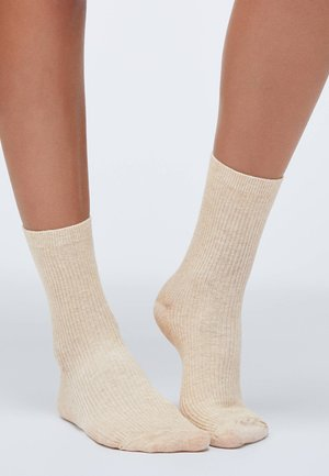 Socks - nude