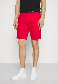 Tommy Hilfiger - BROOKLYN LIGHT - Shorts - primary red - 0