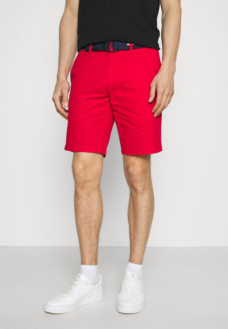 Tommy Hilfiger - BROOKLYN LIGHT - Shorts - primary red