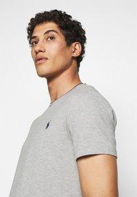 Polo Ralph Lauren - T-shirts print - light grey - 3