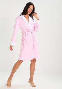 Lauren Ralph Lauren - ESSENTIALS - Dressing gown - pale pink - 1