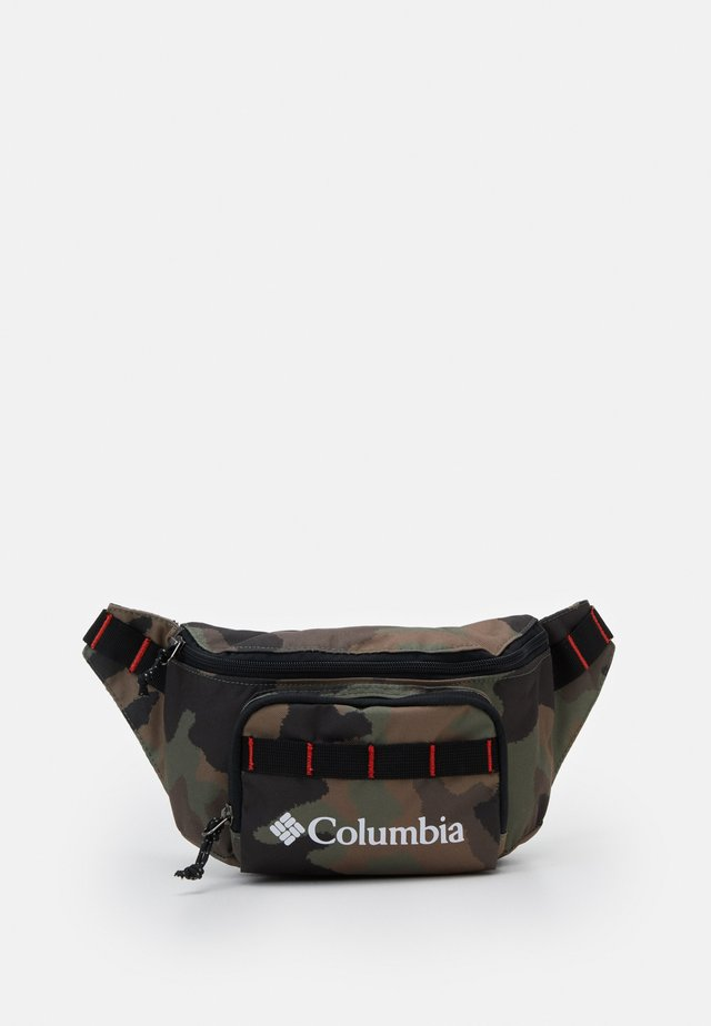 ZIGZAGHIP PACK UNISEX - Bum bag - cypress/black